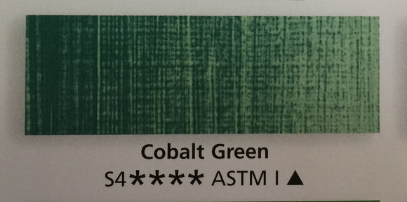 Art Spectrum Artist Oil Cobalt Green 40ml tube