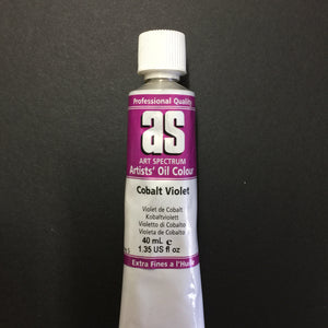 Art Spectrum Artist Oil Cobalt Violet 40ml tube