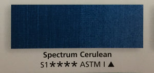 Art Spectrum Artist Oil Spectrum Cerulean 40ml tube