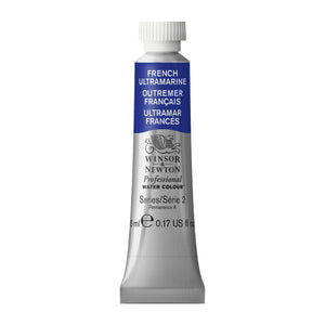 Winsor & Newton Professional Watercolour French Ultramarine - Series 2 - 5ml tube