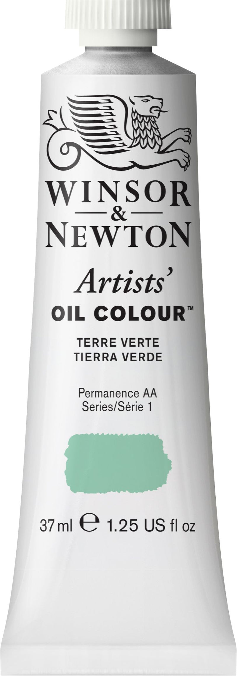 Winsor Newton Artist Oil Terre Verte 637 - Series 1 - 37ml tube