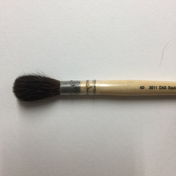 3011 Squirrel Mop Brush - #6