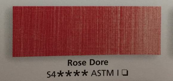 Art Spectrum Artist Oil Rose Dore 40ml tube