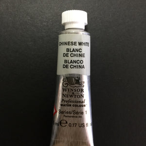 Winsor & Newton Professional Watercolour Chinese White -Series 1 - 5ml tube