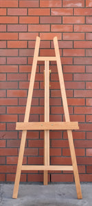 Large Wooden Easel