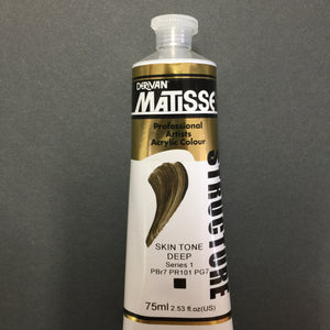 Matisse Structure Skin Tone Deep 75ml tube