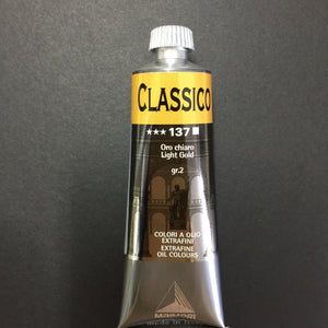 Maimeri Classico Oil Light Gold - 60ml tube