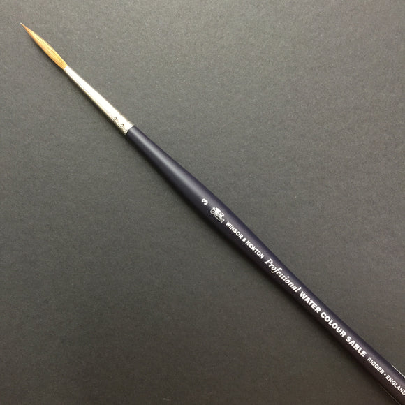 Winsor & Newton Sable Rigger Brush - #3