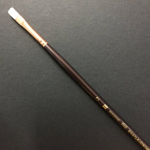 1180 Hog Taklon Bright Brush - #2