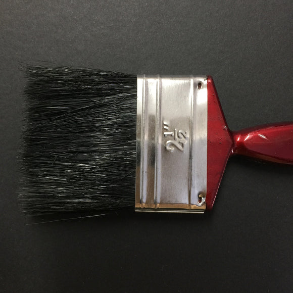 1902 Flat Brush 65mm - 2&1/2 inch - Bob Ross