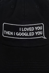 Googled You Hat