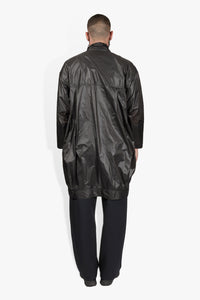 LIQUID JACKET BLACK