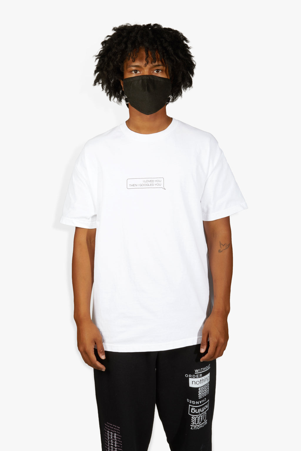 Googled You T-Shirt white