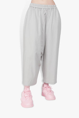 Linen Lopsided Pant