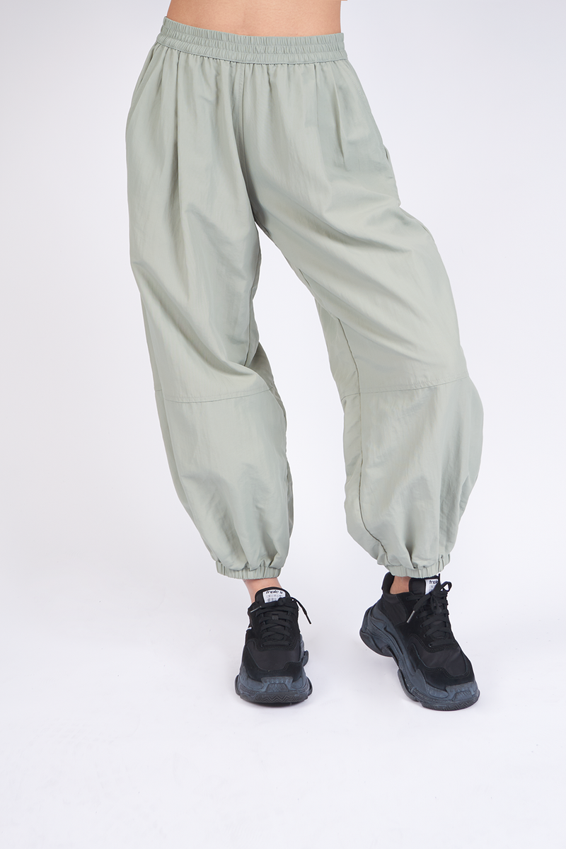 Nylon Balloon Pant