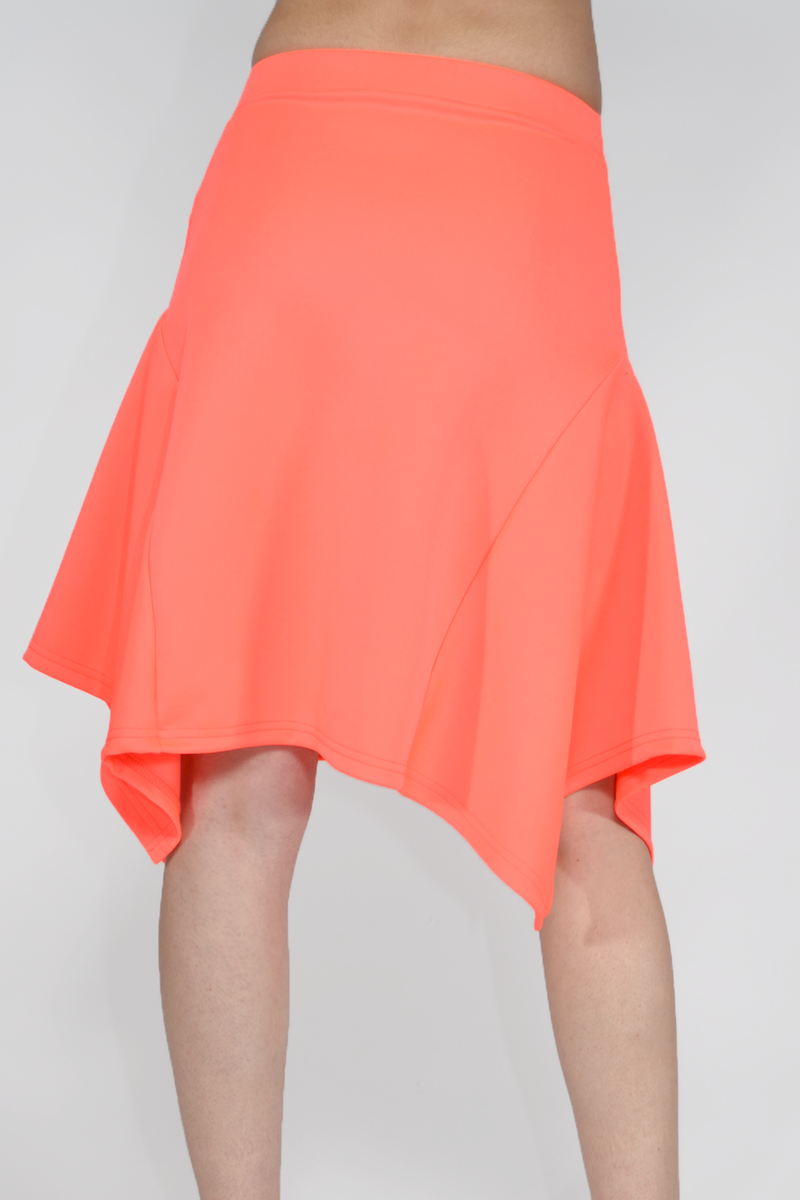 Poly Volume Skirt