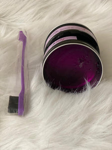Edge Control with styling brush - Purple