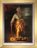 Large Maharaja Duleep Singh Ji Last King Of Punjab In Size - 40 X 28