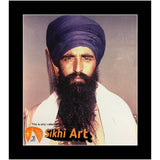 Martyr Sant Jarnail Singh Bhindranwale Picture Frame 24 X 20