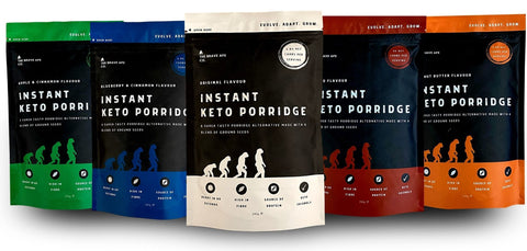 KETO PORRIDGE REVIEWS