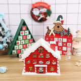 Christmas Tree Car Calendar Countdown Decoration