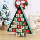 Christmas Tree Countdown Decoration