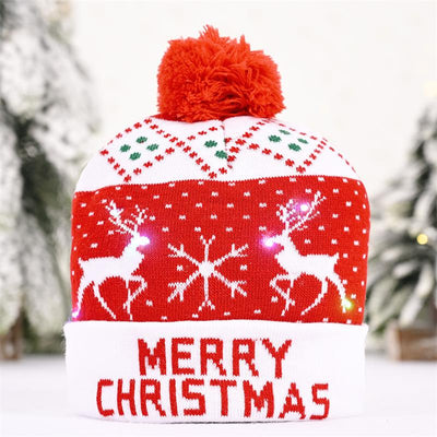 Creative LED Christmas Hat, Christmas Gifts