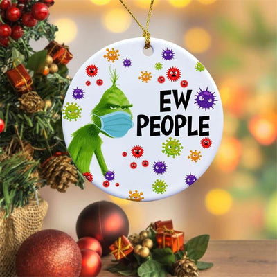 The Grinch Whoville Ornaments 2020 Christmas Decroation