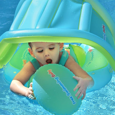 Baby Inflatable Swimming Ring - BigBoomidea
