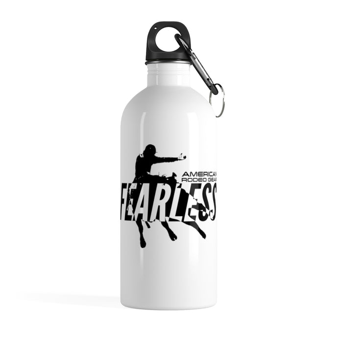 American Rodeo Gear Fearless Stainless Steel Water Bottle