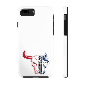 American Rodeo Gear Logo Case Mate Tough Phone Cases