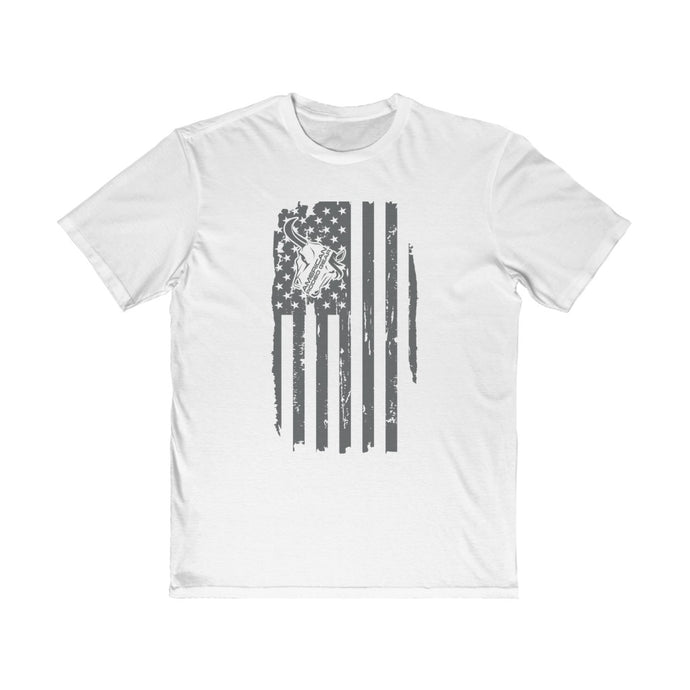 Men's American Rodeo Gear Flag Tee