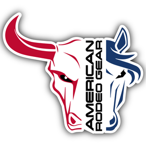 American Rodeo Gear Stickers
