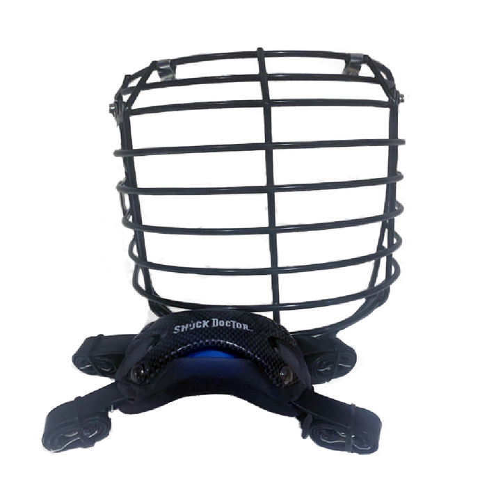 Hockey Helmet Bull Riding Cage