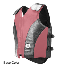 Load image into Gallery viewer, 1200 Series Two Tone Bull Riding Vest
