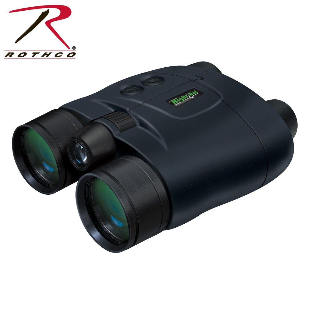 "Night Owl"" NOB3X Explorer Binocular - selfreliancestore.com"