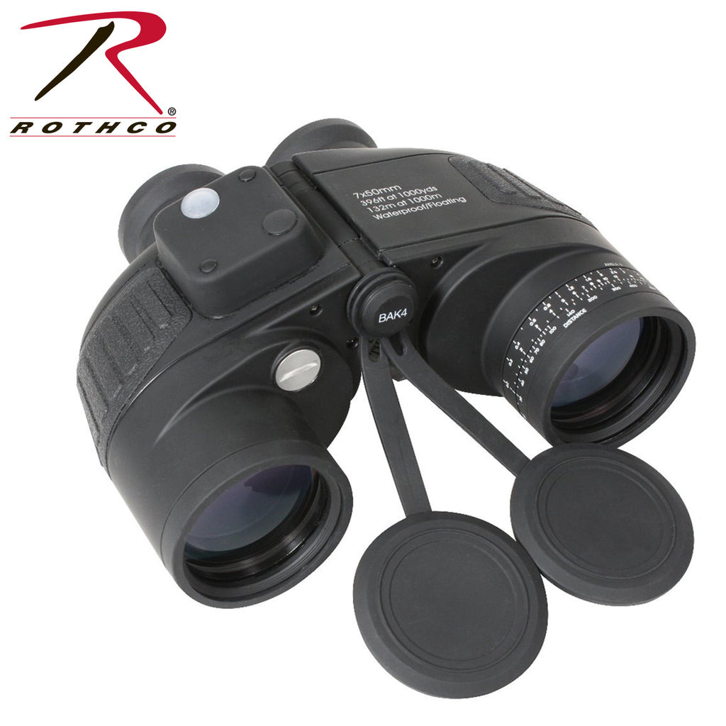 Rothco Military Type 7 x 50MM Binoculars - selfreliancestore.com