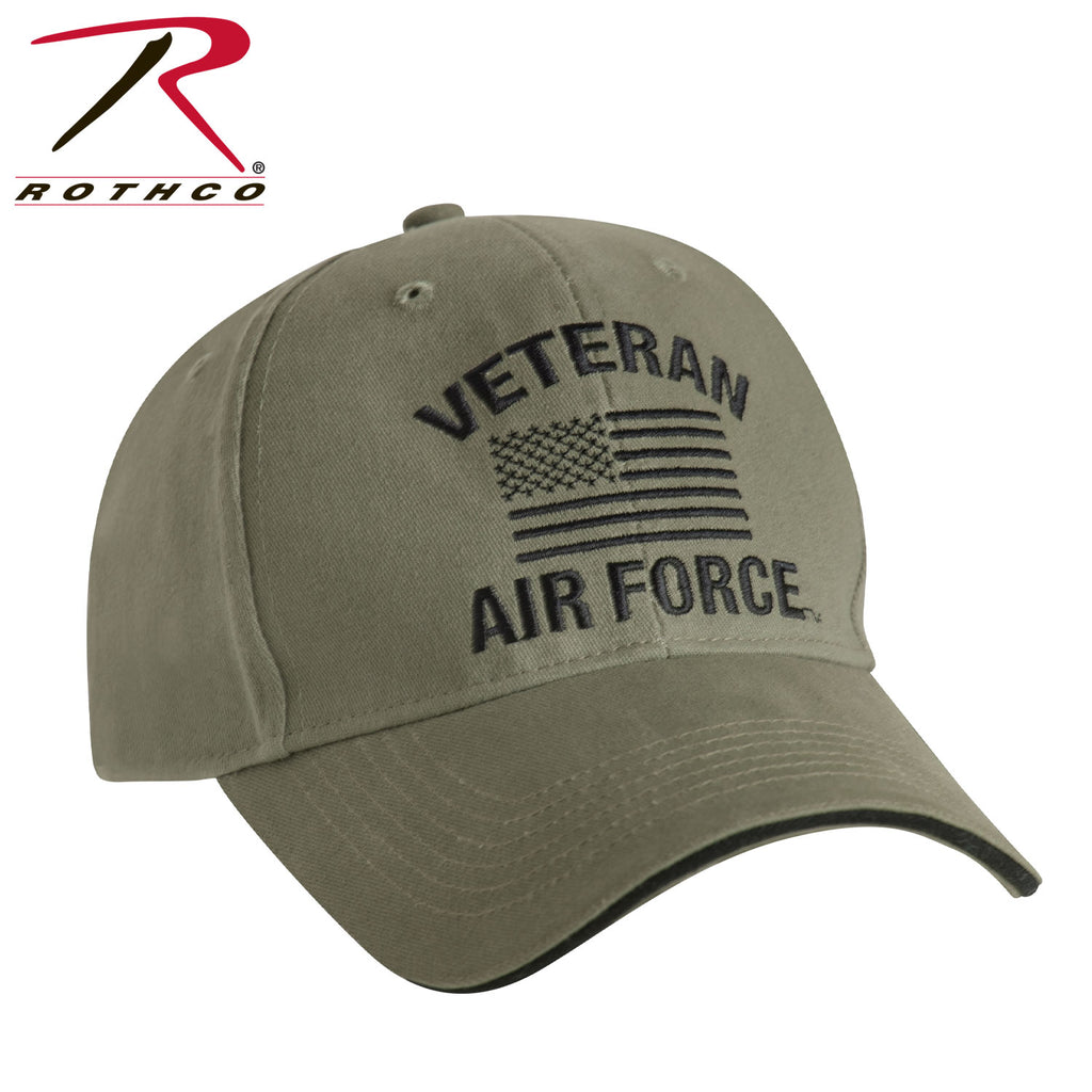 Vintage Veteran Low Profile Cap - selfreliancestore.com