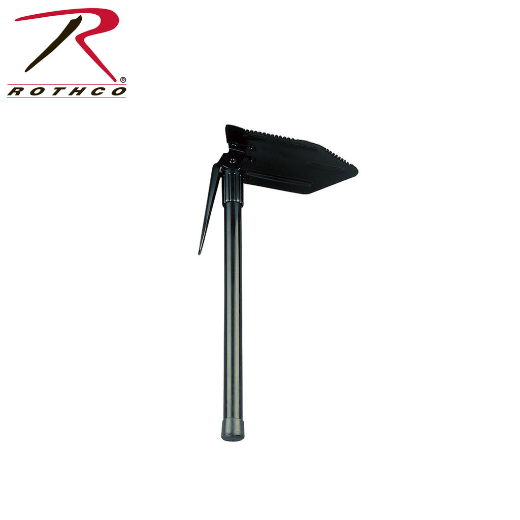 Heavy Weight Steel Handle Folding Pick & Shovel - selfreliancestore.com