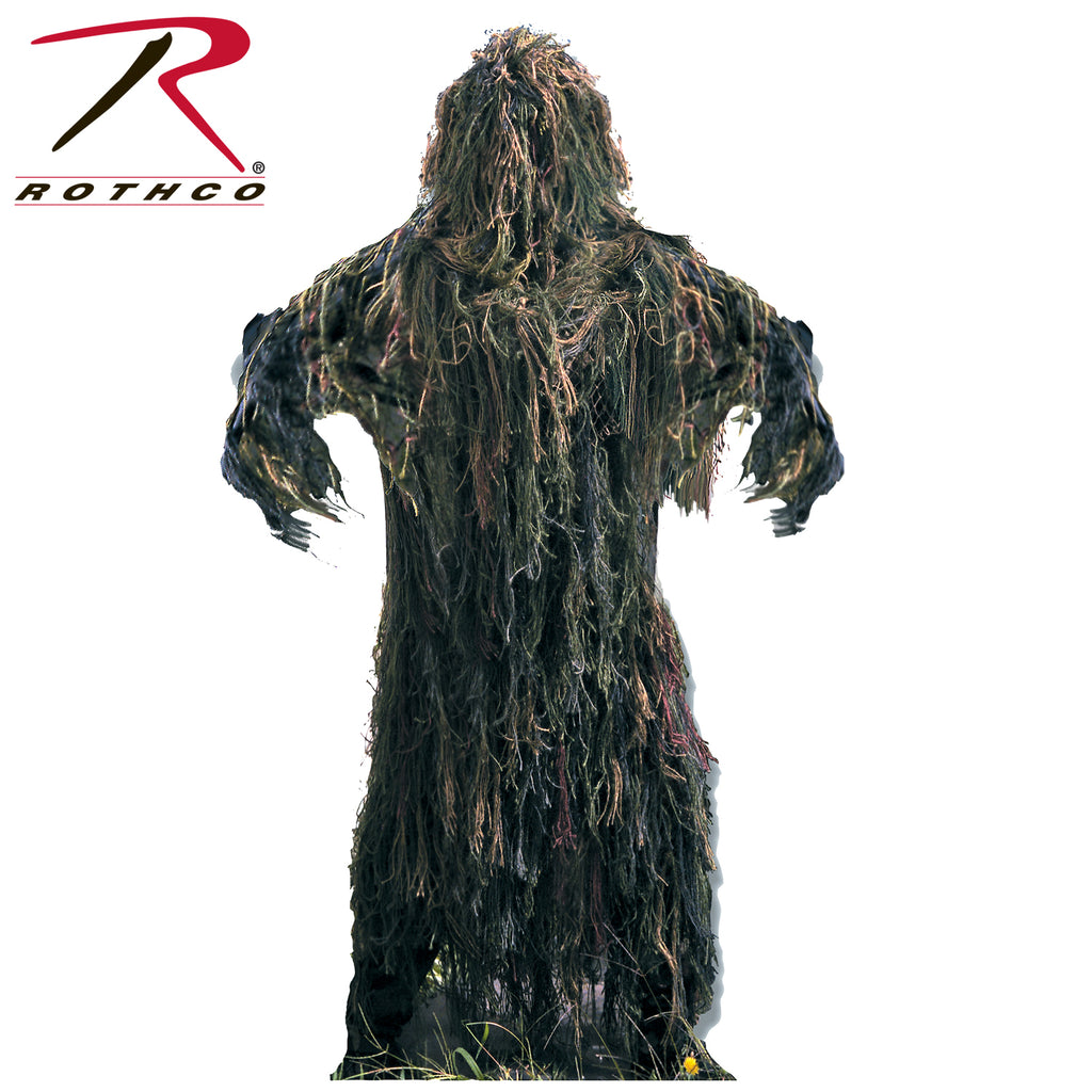 Rothco Lightweight All Purpose Ghillie Suit - selfreliancestore.com
