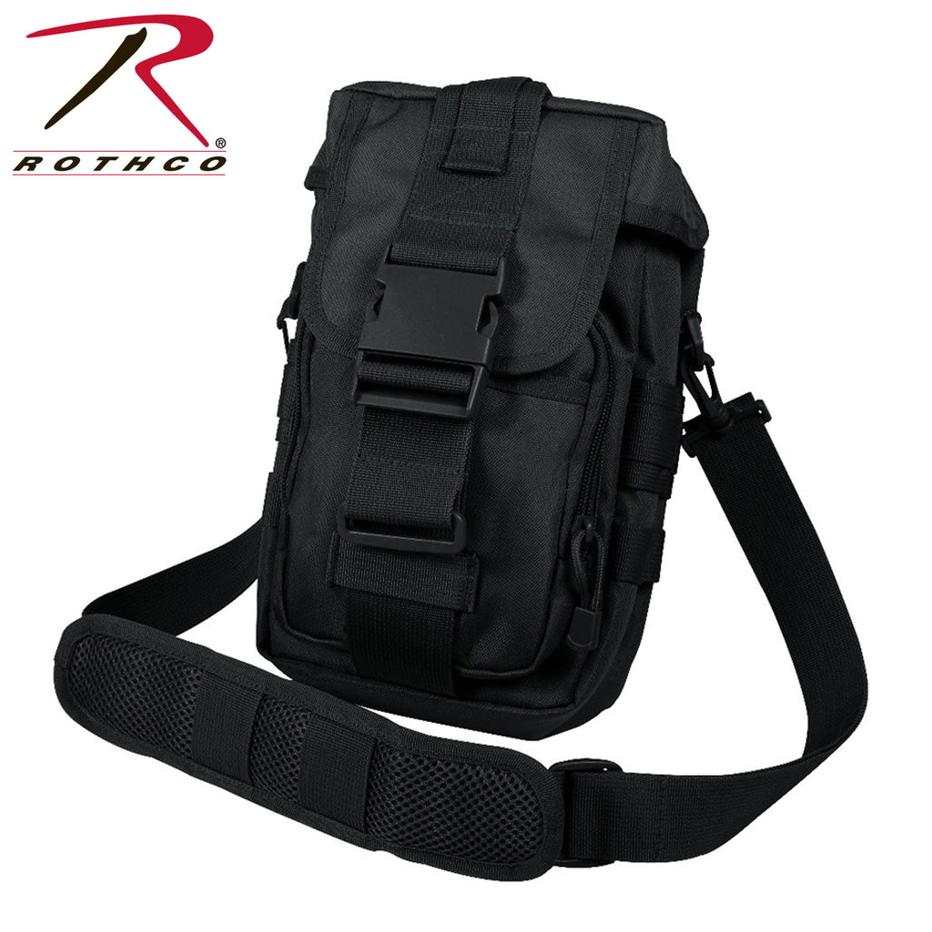 Flexipack MOLLE Tactical Shoulder Bag - selfreliancestore.com