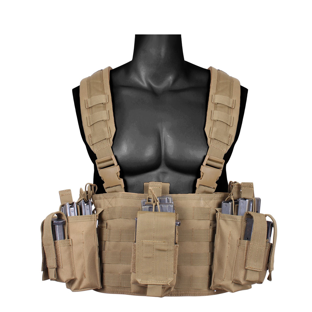 Operators Tactical Chest Rig - selfreliancestore.com