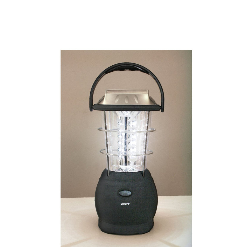 36-Bulb LED Solar and Hand crank Lantern - selfreliancestore.com