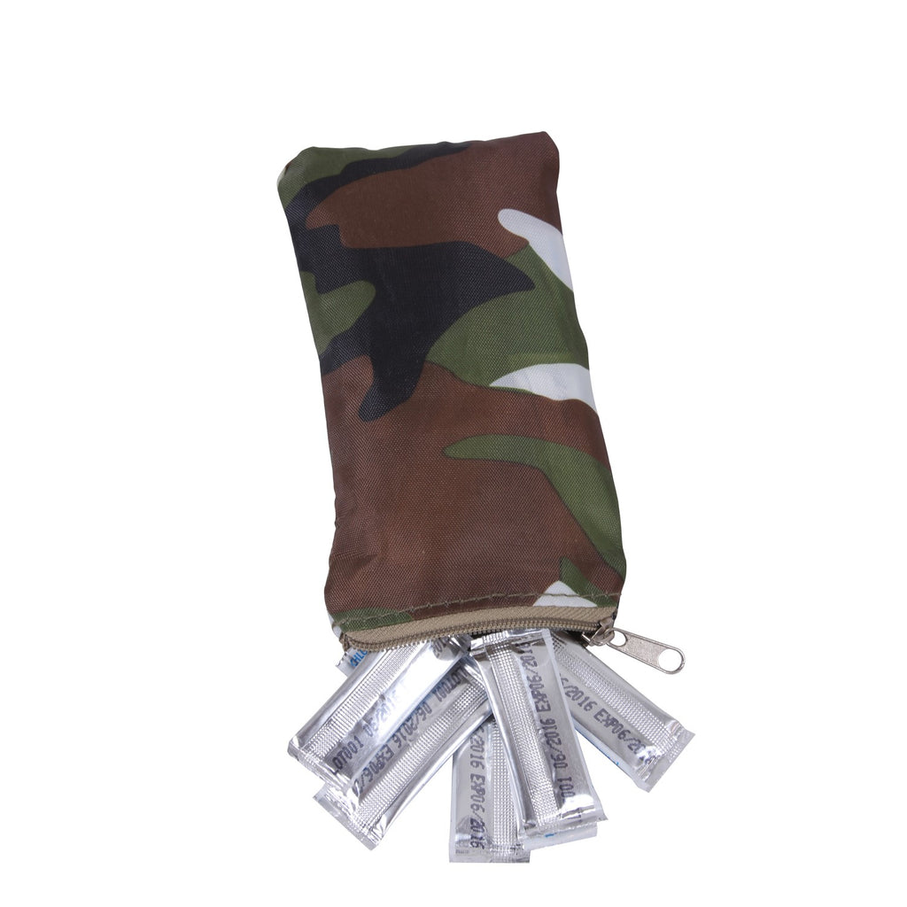 Chlor Floc Military Water Purification Powder Packets - selfreliancestore.com