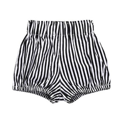 Stripe Unisex Bloomer Shorts