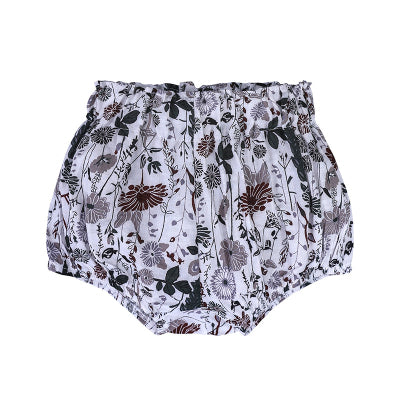 Floral Bloomer Shorts