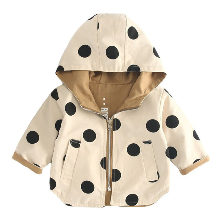 Reversible Spotty Jacket