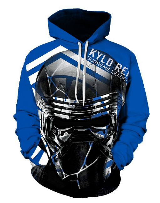 Star Wars Skywalker rises Hoodies Cosplay unisex Clothes