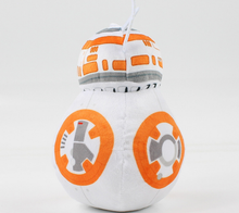 Load image into Gallery viewer, Star Wars Force Awakens BB8 Robots Plush Toy Dolls
