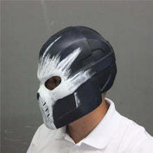 Load image into Gallery viewer, Movie Captain America 3 Cosplay Crossbones Helmet PVC Halloween  Cosplay Helmet Party